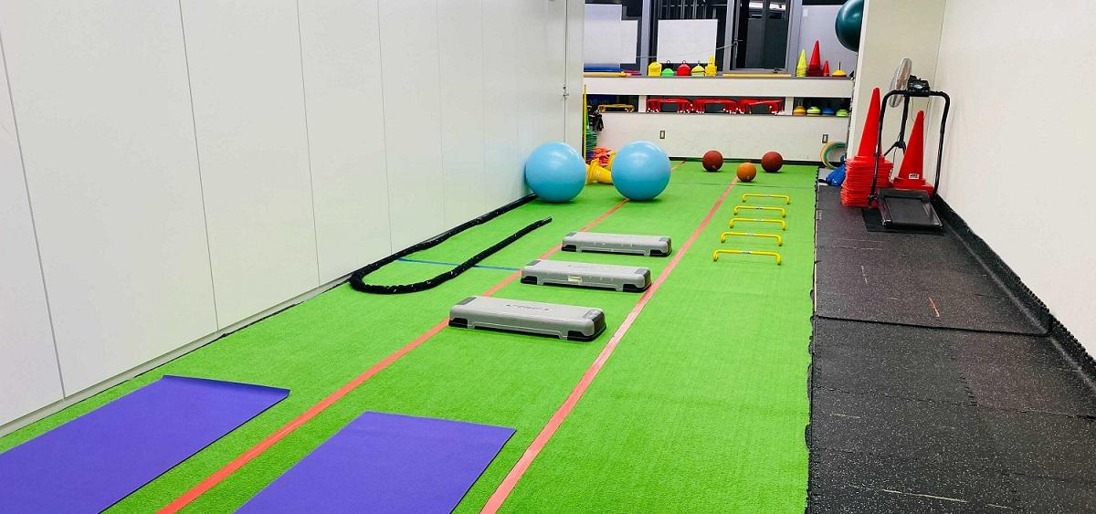 川口幸町フィットネストレーニング2